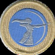 Artemis Silhouette Patrol Patch