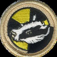 Radioactive Badger Patrol Patch