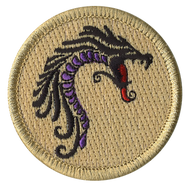 Daring Dragon Patrol Patch