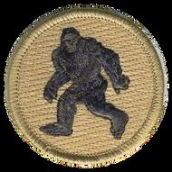Walking Sasquatch Patrol Patch