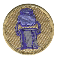 The Buckets Patrol Patch