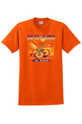 100% Cotton Short Sleeve T-Shirt Ma-Ka-Ja-Wan Scout Reservation 2019