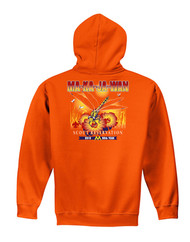 50/50 Hooded Sweatshirt - Ma-Ka-Ja-Wan Scout Reservation 2019
