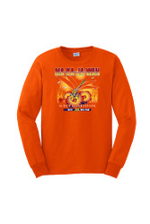 100% Cotton Long Sleeve T-Shirt Ma-Ka-Ja-Wan Scout Reservation 2019