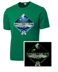 Wicking Short Sleeve Tee - Camp Tuscarora