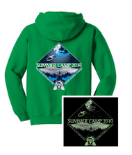 50/50 Hooded Sweatshirt - Camp Tuscarora