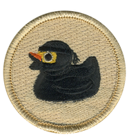 Official Licensed Ninja Ducky Patrol Patch