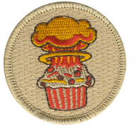 Exploding Muffin Patrol Patch
