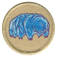 Water Bear Patrol Patch