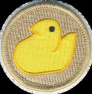 Marshmallow Duck Patrol Patch