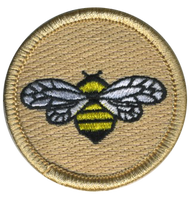 Bee Patrol Patch