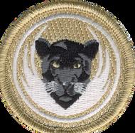 Jedi Panther Patrol Patch