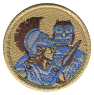 Athena Patrol Patch