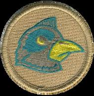 Raging Blue Jay Patrol Patch