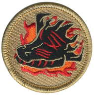 Dark Dragon Patrol Patch