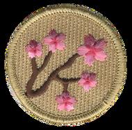 Cherry Blossom Patrol Patch