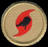 West Virginia Hurricane Patrol Patch