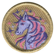 Magical Unicorn Patrol Patch