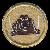 Raging Seal Patrol Patch