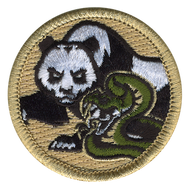Anaconda Panda Patrol Patch