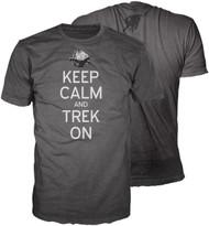 Keep Calm and Trek On T-shirt - Philmont (SP5033F/5038B)