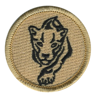 Shadow Panther Patrol Patch