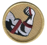 Juggernaut Patrol Patch