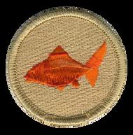 Origami Goldfish Patrol Patch