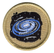 Milky Way Patrol Patch