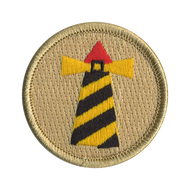 Light House Patrol Patch