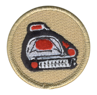 Panther Totem Patrol Patch