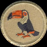 Toucan Patrol Patch