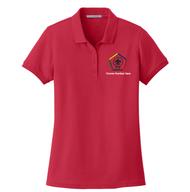 Port Authority® Cotton Ladies Pique Polo- WB