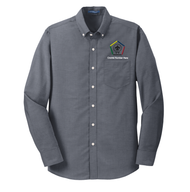 Port Authority® SuperPro Oxford Shirt- WB