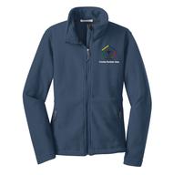 Port Authority® Ladies' Fleece Jacket- WB