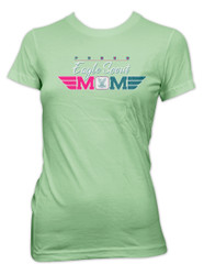 Proud Eagle Scout Mom T-Shirt (SP7514)
