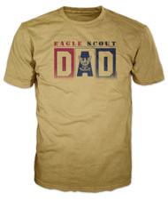 Eagle Scout Dad T-Shirt (SP7517)