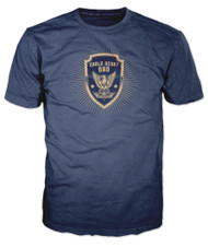Eagle Scout Dad Be Prepared T-Shirt (SP7519)