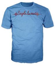 Eagle Scout Heartbeat T-Shirt (SP7505)