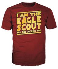 I Am the Eagle Scout T-Shirt (SP7503)