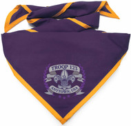 Custom Digitally Printed Scouts BSA Logo Troop Neckerchief (SP7465)