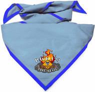 Custom Digitally Printed Cub Scout Pack Neckerchief