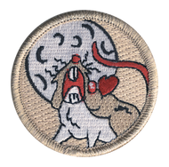 Howling Rat Patrol Patch