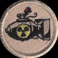 Nuclear Monkey Patrol Patch
