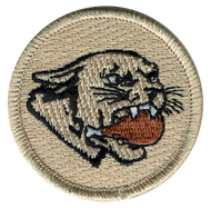 Carnivorous Cougar Patrol Patch