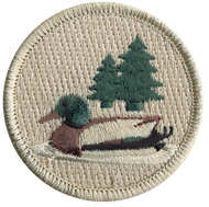 Pine Duck Patrol Patch