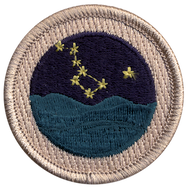 North Star Patrol Patch