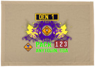 Custom Lion Den Flag (SP7542)