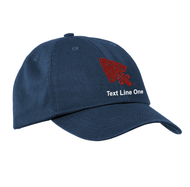 Port & Company® Washed Twill Cap with Order of the Arrow Logo