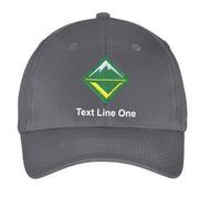 Port & Company® Six-Panel Twill Cap with Venturing Logo